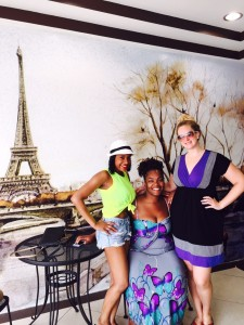 We found Paris in Tobago @ J'Adore