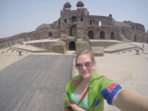 Inside Purana Qila