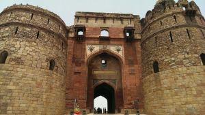 Pura Qila Entrance